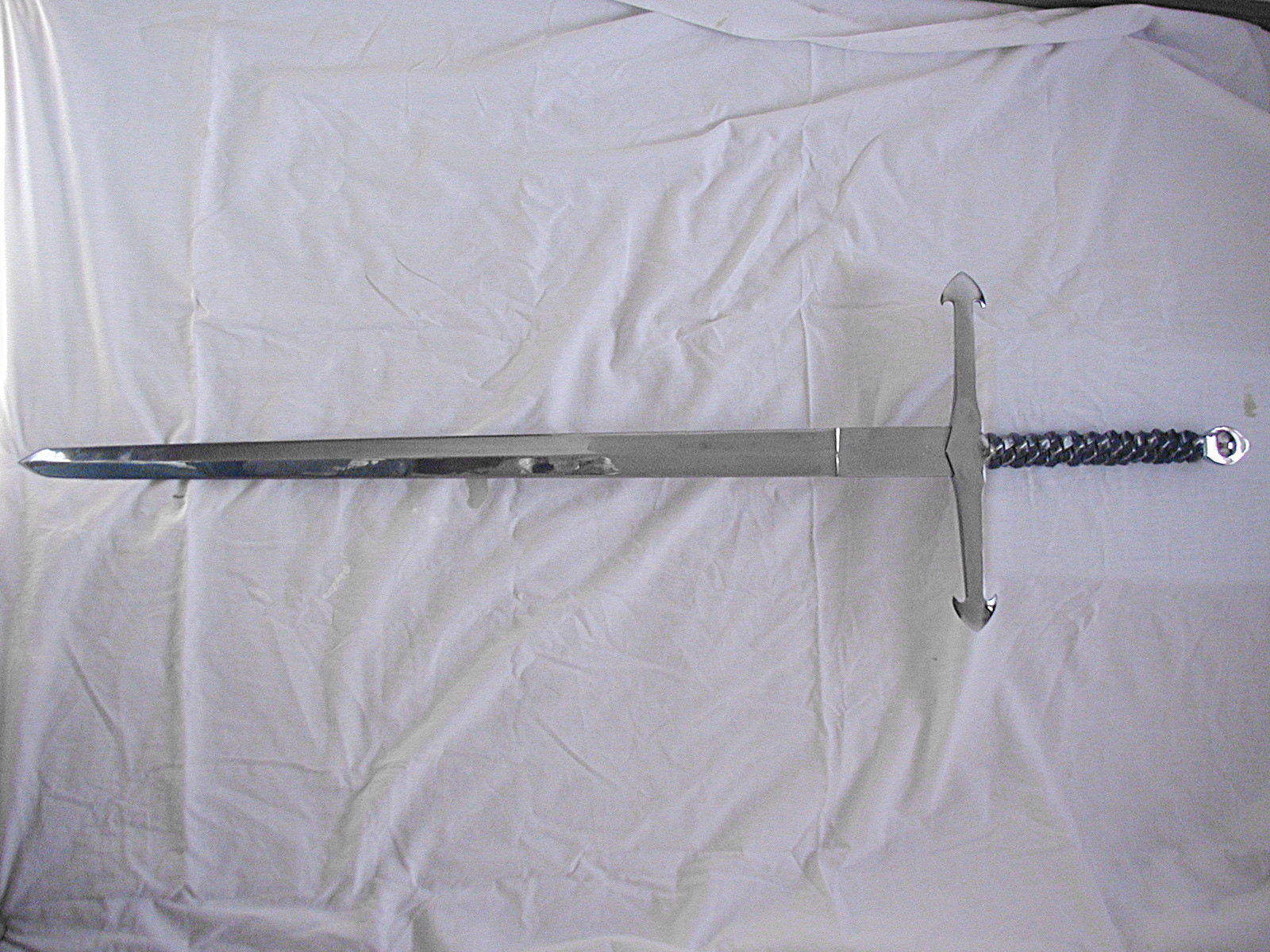 how to make a blacksmith sword