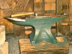 SISCo Superior Swedish anvil 280lbs