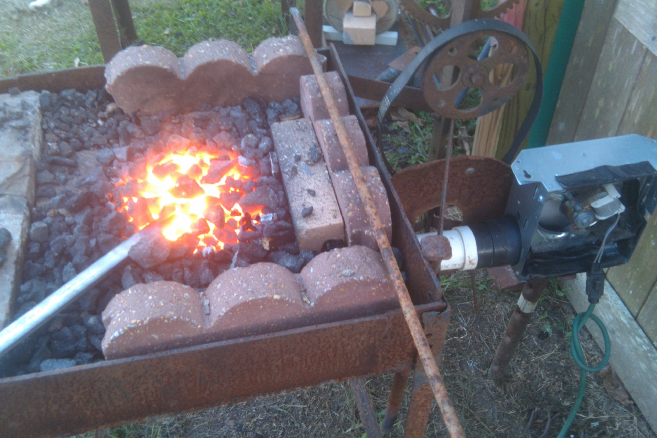 Coal Forge Member Galleries I Forge Iron