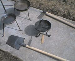 Anvils and tools