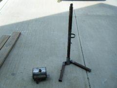mini gas forge