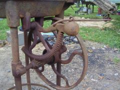 Bellow Pump Forge Gears