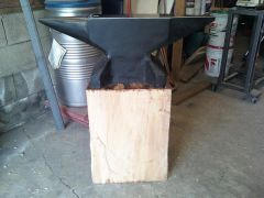 New home for my anvil