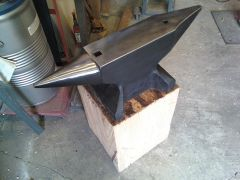 New home for anvil