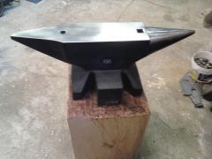 New Anvil Stump