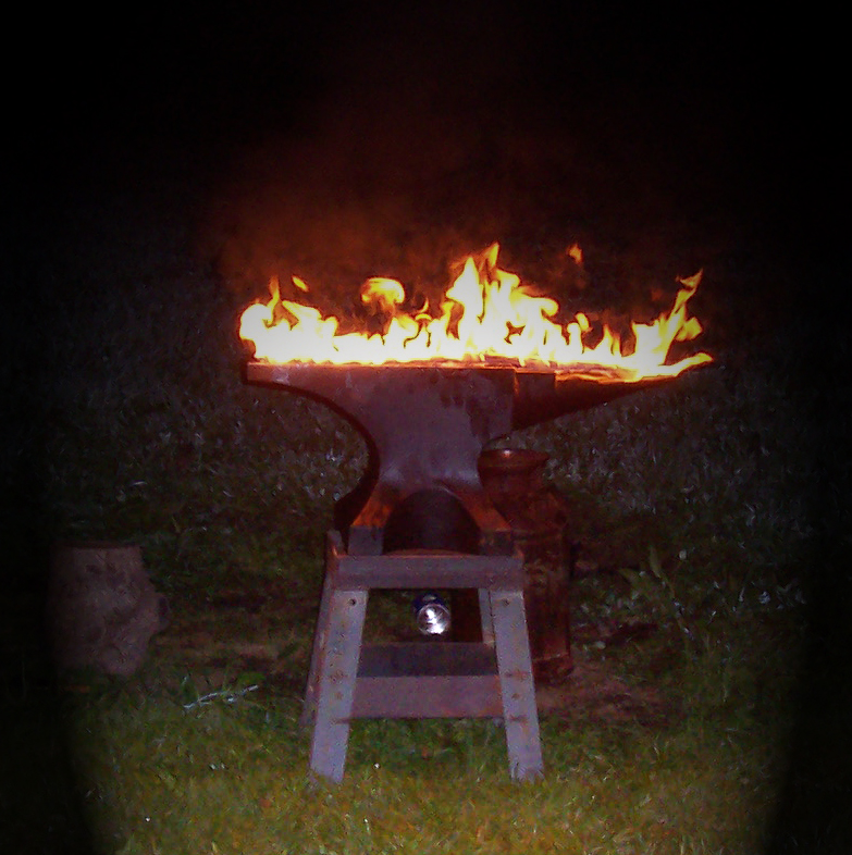 anvil roast