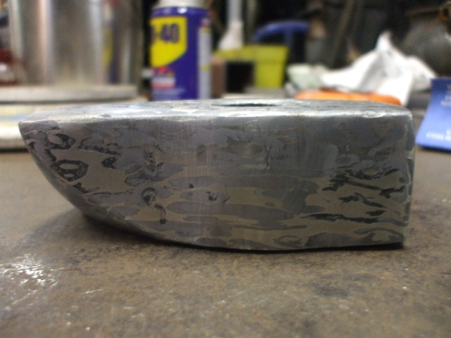 Jeremy's chainsaw billet