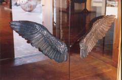 wing door pulls