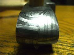 Pattern Welded Hammer 3