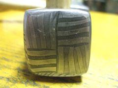 Pattern Welded Hammer 2