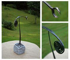 """Sculpture - """"The Evil"""""""