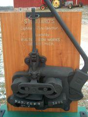 Stoddard's Lightning Tire Upsetter