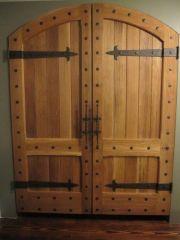 refrigerator door hardware