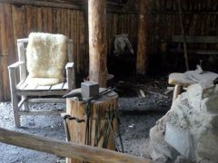 -blacksmith's shop at Norstead