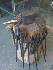 -stump anvil