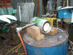 HEINEKEN 5 mini Liter beer keg forge
