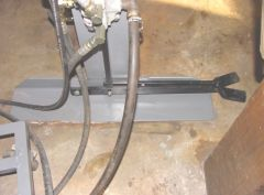 60 Ton Hydraulic Forging Press Foot Pedals