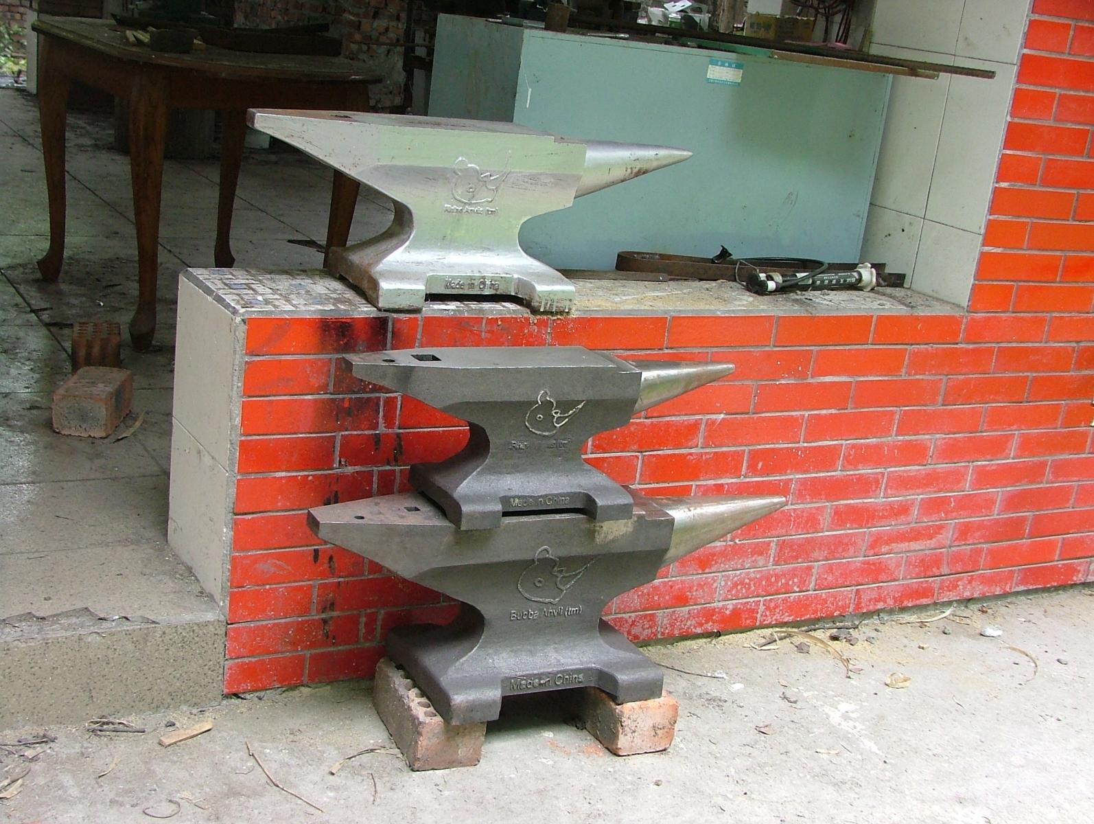 Rhino anvils - Member Galleries - I Forge Iron