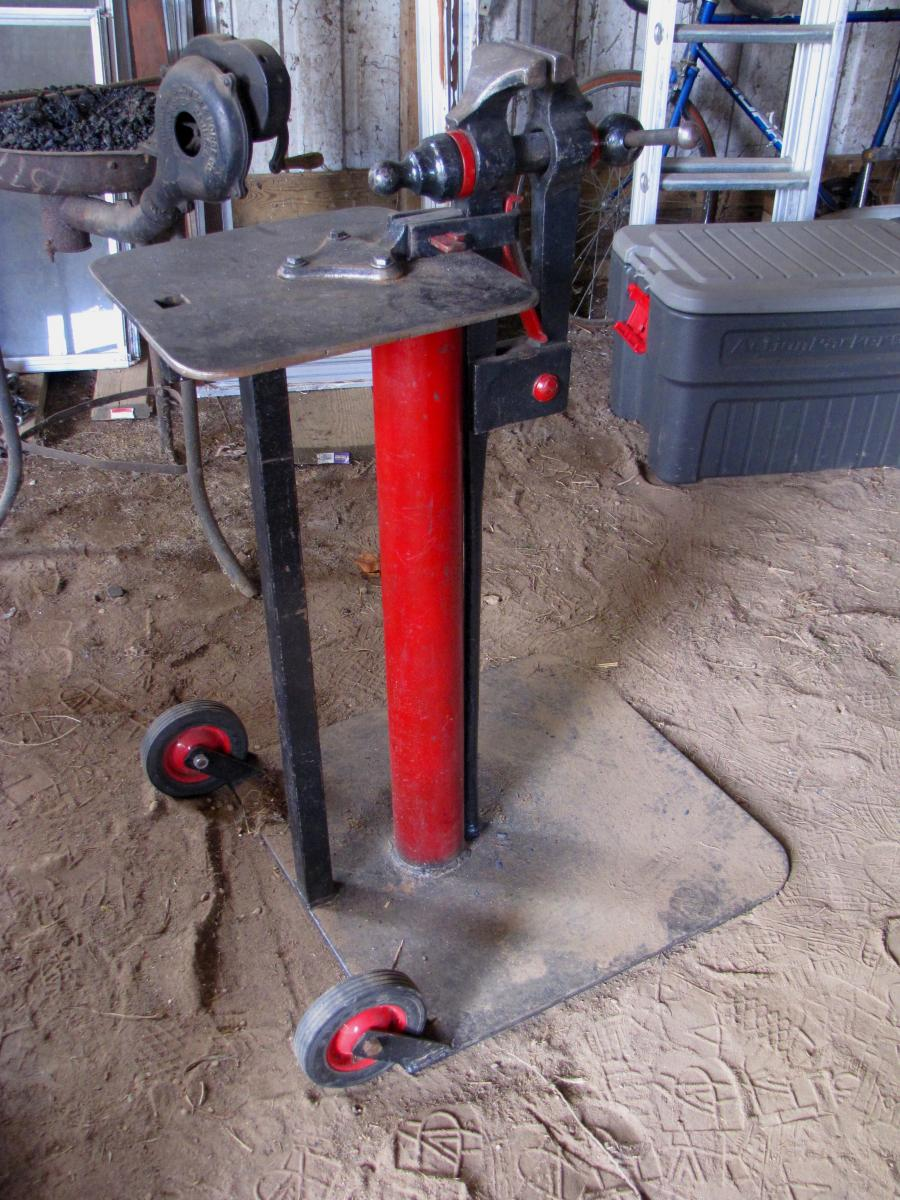 Really Nice Portable Vise Stand Member Galleries I