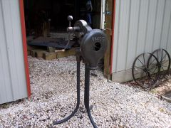 reconditioned champion 400 blower