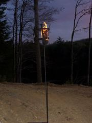 yard torch