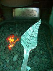 First leaf!