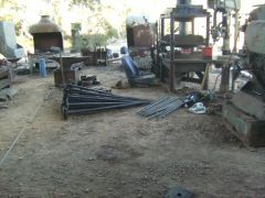 a photo of  part of moonys forge shop
