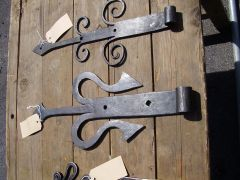 strap hinges competition pieces