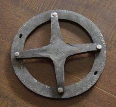 Drive wheel spokes