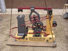 Hawkeye Power Hammer