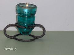 insulator tea light