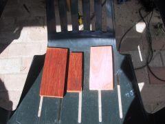 Jarrah wood. australian hardwood