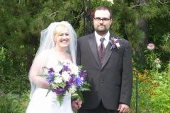 My Daughter and her husband