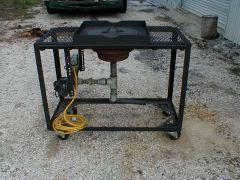 My coal forge