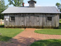 The Tom Kennon Blacksmith Shop in Doniphan, MO