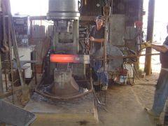 large hammer making hook