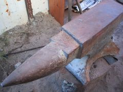 the top of my anvil