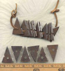 Trade arrowheads