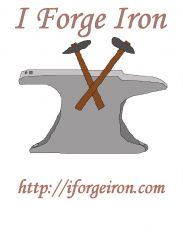 I Forge Iron Shirt Design