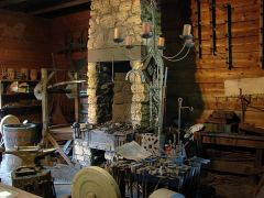 John Deere Historic Site Blacksmith Shop