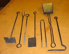 my forge tools