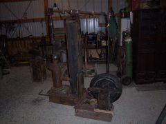 homemade hammer