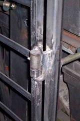Security Door Hinge