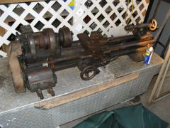 9in south bend lathe