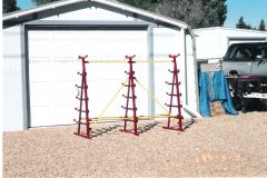 New Portable Steel Storage Rack