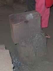 block anvil