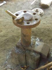 improvised anvil