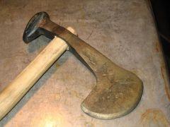 1st axe