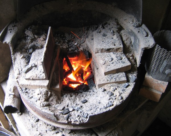 Charcoal Forge