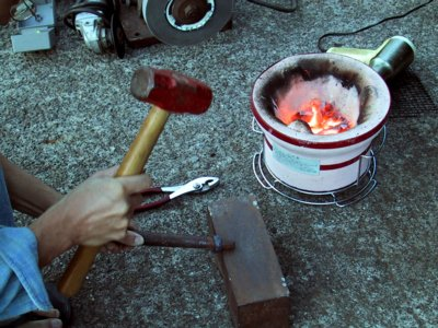 Simple  forge
